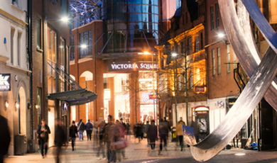 9. Victoria Square Shopping Centre, Belfast