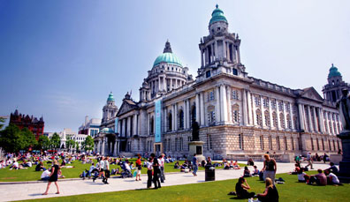 5. Belfast City Hall