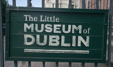2. The Little Museum of Dublin
