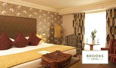 Brooks hotel, Dublin