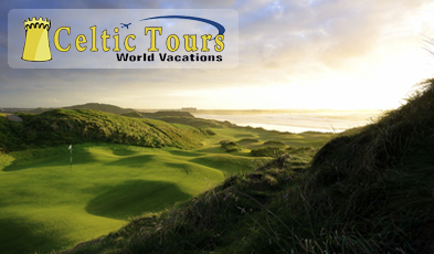 6-Nights and 5-rounds of golf from $1,669 per person
