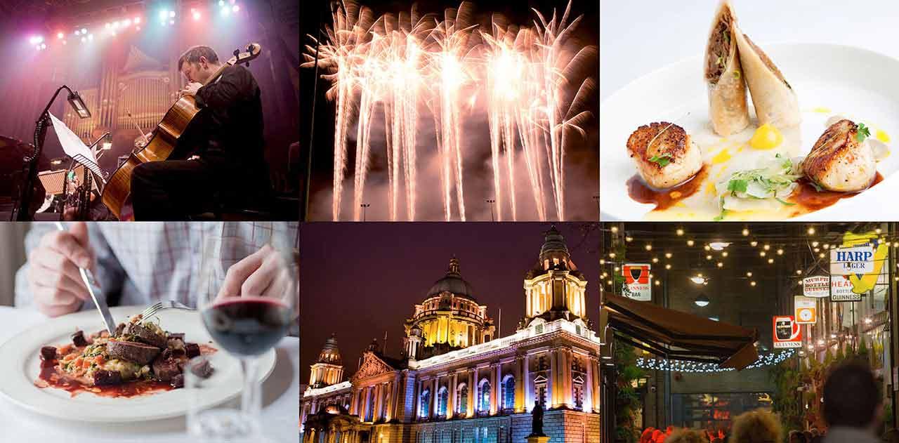 Belfast: vive la ciudad de la que zarparon miles de sueños   Ireland.com