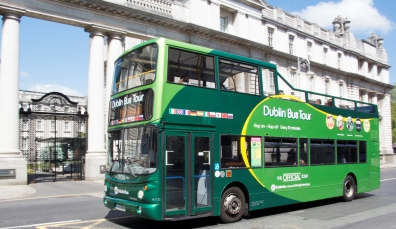 Dublin Bus Sightseeing Tours