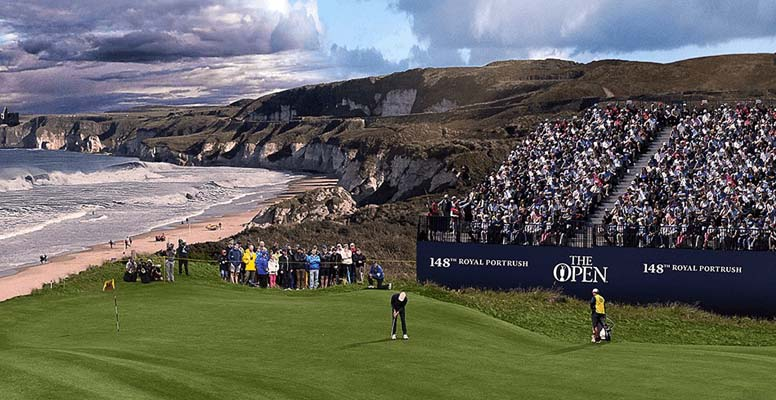 The 148th Open