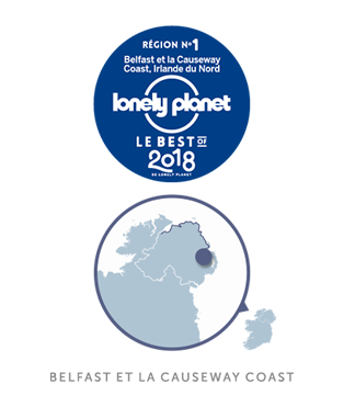 Lonely Planet - Top destination 2018