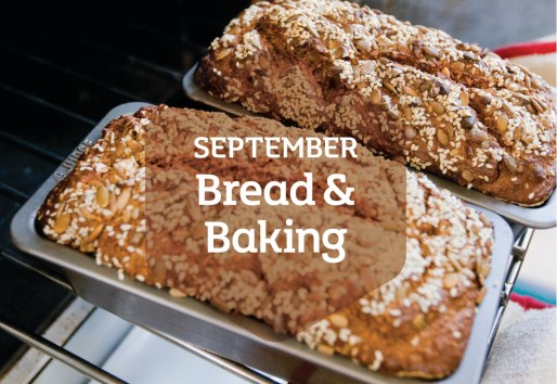 Settembre - Bread and Baking