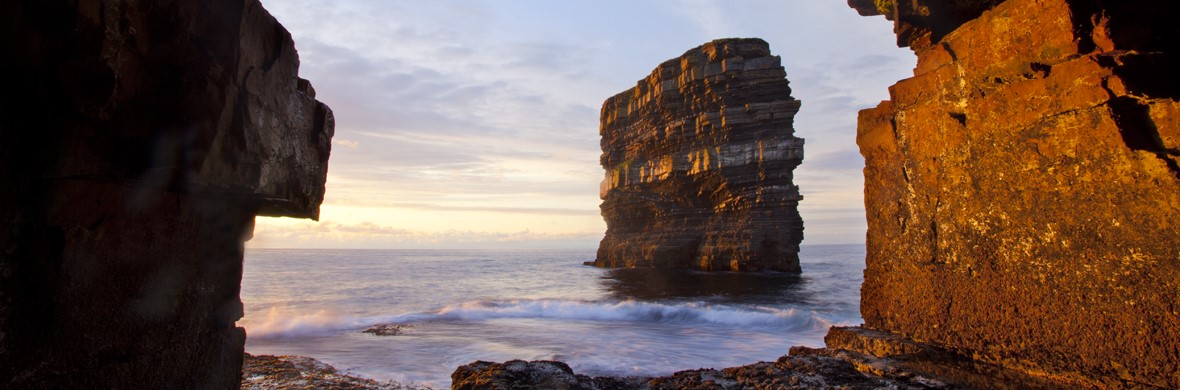 Downpatrick Head, Co. Mayo