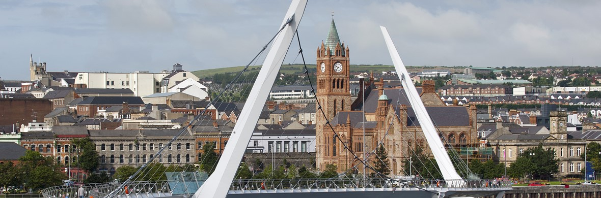 Peace Bridge, Derry~Londonderry