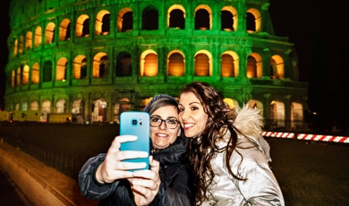 Contest Instagram #Italialovegreen