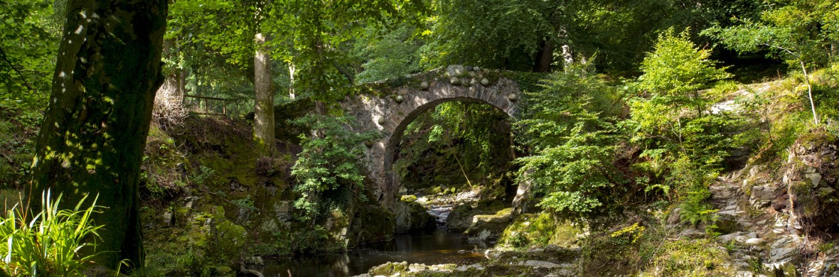 Tollymore National Park