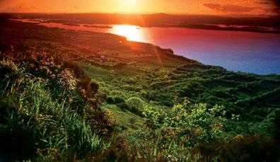 Entdecken Sie die Binnengewässer Irlands