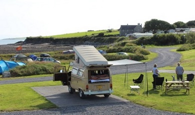 Green Acres Caravan & Camping, Co. Clare