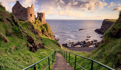 Explore beautiful Northern Ireland