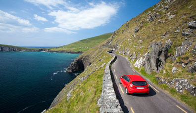 Discover Ireland's amazing coastal routes