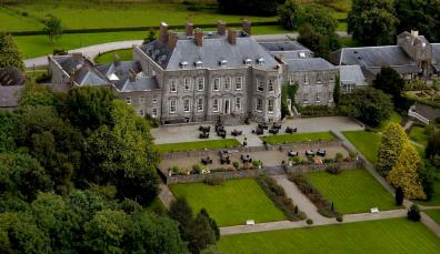 Castle Durrow in county Laois