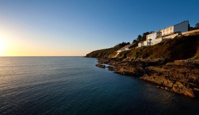 Cliff House Hotel in Waterford