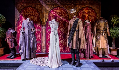 Game of Thrones(TM): The Touring Exhibition in TEC Belfast