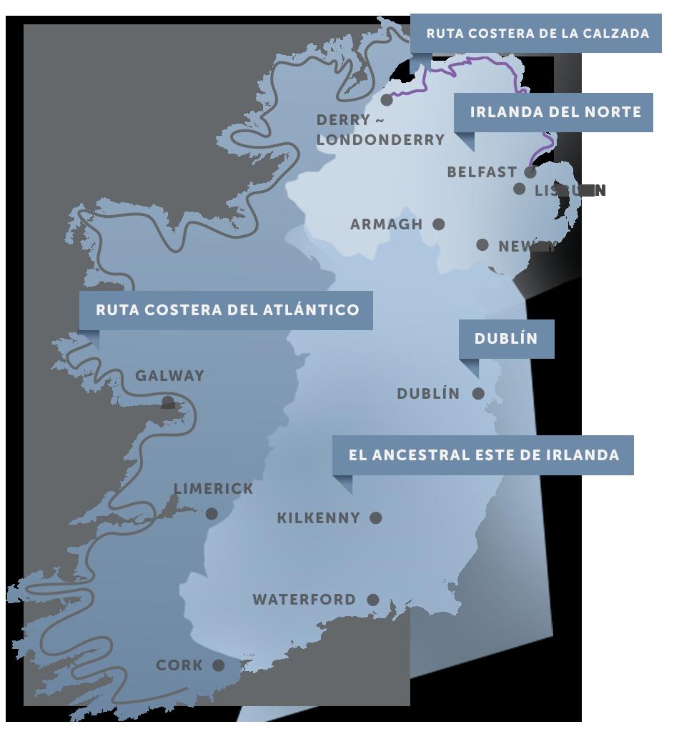 Irlanda vacaciones en irlanda sitio web oficial de - Loft cetatuia loft transparent en roumanie ...