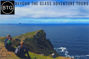 Beyond the Glass Adventure Tours - 8 Day Explorer Tour on Irelands Wild Atlantic Way