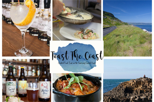 Causeway Coastal Route Full Day Food Coast  Culture Tour