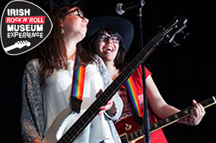 Discover Irelands Real Music History with discounted admission to the Irish Rock N Roll Museum Exper
