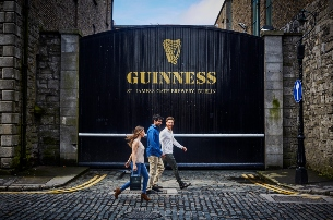 Visit the Guinness Storehouse