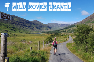 10 discount on 7day or 11day selfguided hiking trips along the Kerry Way