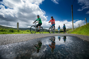 Cycle Eat  Explore throughout the Sperrin Mountains in Co DerryLondonderry  Tyrone for 80 per person