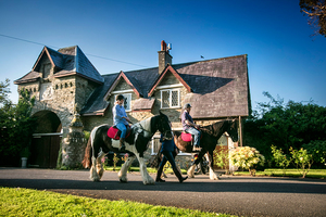 Saddle up on a twoday Horseback Riding adventure with Beech Hill Country House Hotel in DerryLondonderry from 190 pps