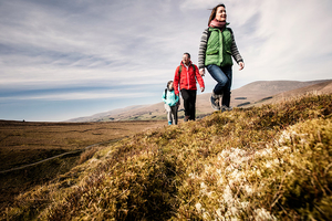 Connect with nature with a two-day guided walking tour of the Sperrin Mountains and overnight stay at Beech Hill County House Hotel for 340 pp