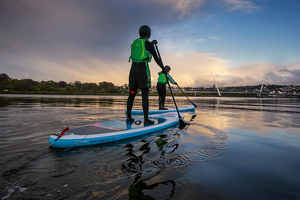 Take to the River Foyle in DerryLondonderry on a Stand up Paddle Board on a 6hour guided tour for 80 per person