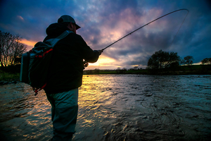 Take on the ultimate and rare experience in Shooting Fishing  Hunting for 3 nights in Strabane at Finn Valley Cottages from 2900 pp