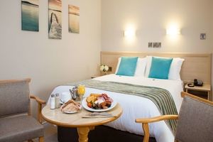 Take a two-night mini break on the Causeway Coastal Route in Coleraine at the Lodge Hotel from 99 pps