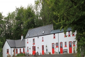 Stay Walk Eat  Listen in the Glens of Antrim at Ballyeamon Barn in Cushendall for 100 per night