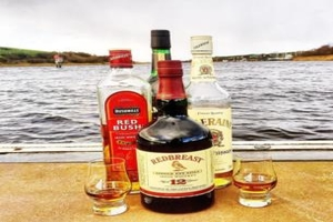 Sail on the River Bann on the Causeway Coast and enjoy whiskey  gin tastings with Causeway Coast Foodie Tours for 59 pp