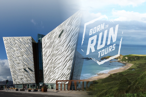 Tour  Run Belfast City with Born To Run Tours with guided tours starting from 20 pp