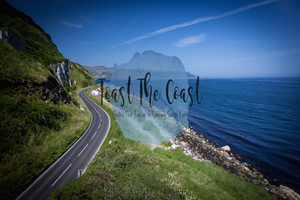 Fulfil your appetite on the Causeway Coast with Toast the Coast Food Tours on a Full Day Food Tour for 105 pp