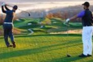 Take to the fairway with a Stay  Play Golf Offer at Sligo Park Hotel and Leisure Club Co Sligo from 229 pps
