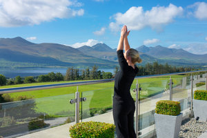 Treat yourself to a Wild Atlantic Way One Night Spabreak at Aghadoe Heights in County Kerry from 234pp