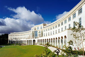 Take it easy and enjoy a stay at Powerscourt Hotel  Spa in County Wicklow on Irelands Ancient East from 179  158 pps