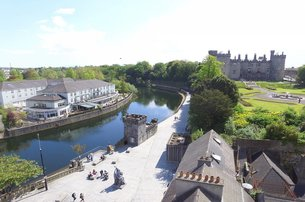 Take a well deserved rest and Explore the Medieval City of Kilkenny with a 4 break in the Kilkenny Rivercourt Hotel from 120 per room per night