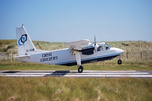 Take to the sky and visit the beautiful Aran Islands with Aer Arann from 49 pp return