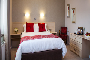 Rest  Relax with the Five Night Full Board Package at the Lodge Hotel in Coleraine from 199 pps