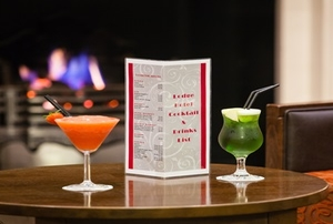 Start the weekend off with the Dinner Duvet Daiquiri  Dance offer at the Lodge Hotel Coleraine from 4950 pps