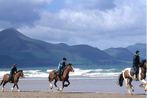 Saddle up for 6 nights5 days on the Killarney Reeks Ring of Kerry Trail Ride 2018 from 1570 pps