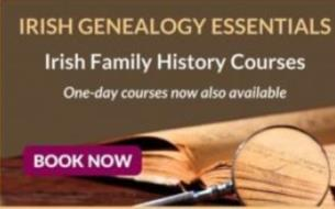 Trace your Irish Family History with Five Day Irish Genealogy Courses with the Ulster Historical Foundation Belfast  44999 per person