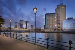 Stay in Belfast at Hilton Belfast with the Staycation Offer from 125 per room per night