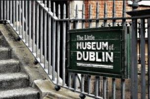 Take a visit to The Little Museum of Dublin in Dublin city for 10 per person