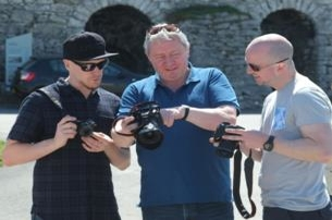 Snap it up with the Causeway Coast Photography Package at the Lodge Hotel Coleraine from 99 pps