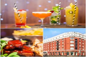 Ramada Encore Belfast Summer in the City from 125.00 based on 2 people sharing